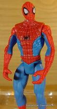 """súper powers Marvel Hasbro Clásico Spiderman Figura 3.75"""" Nuevo LOOSE ANIMADA"""