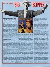 Big Bopper Encyclopedia article