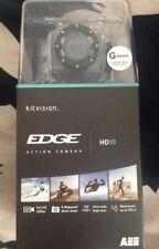 New Kitvision Edge HD10 Waterproof Full HD 1080p Action Camera
