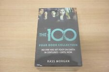 The 100 4 Book Collection Box Set (RRP £31.96) Kass Morgan BRAND NEW