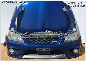 JDM Lexus IS300 TRD L-Tuned Bumper Fog Light Headlights Fenders Hood 2001-2005