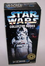 """Star Wars ATAT Driver 12"""" Poseable Action Figure Doll NIB Kenner 1996"""