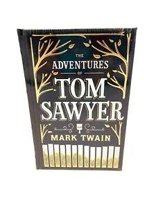 The Adventures of Tom Sawyer Mark Twain Barnes & Noble Hardcover B&N NEW