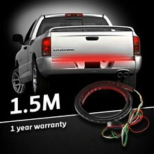 60inch Reverse DRL Bar Strip Red Back-Up Turn Signals Led Tail Brake Light