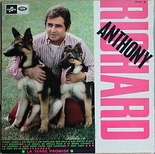 """RICHARD ANTHONY """"LA TERRE PROMISE""""   33T  LP"""