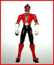 "2011 Power Rangers Samurai _ Ranger Team Exclusive _ 4"" _ Red Ranger"