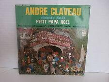 ANDRE CLAVEAU Chante Noel Petit papa Noel 437109BE