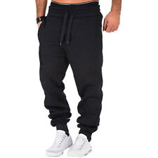 Hombre Informal SPORTS Pantalones de Footing Corredores Atletismo Pantalones