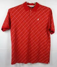 ROCA WEAR  - Mens' Short Sleeved Red Polo Shirt - Sized 2XL - EUC