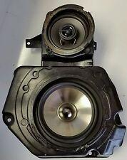 Mercedes SL 129 Chassis Door Speaker Pod Set 90-93 Rebuild Service SPK-129.DOOR