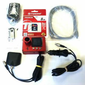 OEM Ferrari Datarace Track HD Video Camera # 70003243 GoPro RARE!