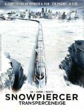 SNOWPIERCER TRANSPERCENEIGE NUOVO COMPLETA COSMO FUMETTO  ALBO la Morte Bianca