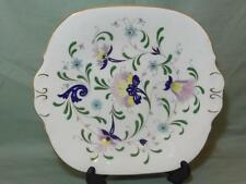 Coalport Pageant Bone China Eared Cake or Sandwich Serving Plate