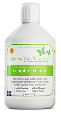 Complete Health Nutritional Liquid 500ml with Supergreens & Amino Acids