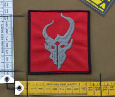 "Ricamata / Embroidered Patch Devgru ""Red Demon Big"" with VELCRO® brand hook"
