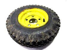 John Deere Snow Blower Tire & Rim 726 832 732 832 TRS27 TRS32 Read