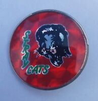 VTG BADGE > THE STRAY CATS #1