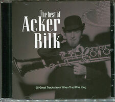 THE BEST OF ACKER BILK CD - STRANGER ON THE SHORE, BUONA SERA & MORE