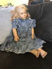 World Child Collection 1988 By Annette Himstedt - Malin Doll 1135