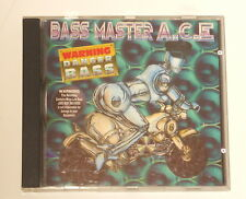 Bass Master A. C. E - Warning danger Bass - CD - JB 3015 Joy Boy