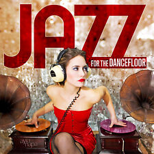 CD Jazz For The Dancefloor von Various Artists 3CDs