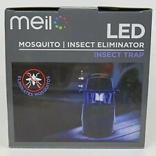 Indoor & Outdoor LED Mosquito Insect Eliminator Insect Trap USB Powered MEIL