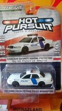 Greenlight Hot Pursuit 2011 Ford Crown Victoria  Police Interceptor (N19)