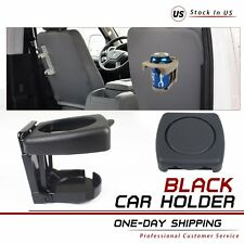New Style Black Universal Car Folding Drink Holder Cup Holder For HONDA FORD