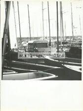 Piaggio ape Camión En Yachthafen Foto Photograph Photo Werkfoto Foto
