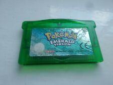 Pokemon Emerald Nintendo Gameboy Advance GBA, Genuine PAL UK, cart only