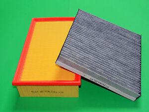 Luftfilter + Aktivkohle Pollenfilter Seat Leon Cupra (5F) 2.0 TSI (140-228kW)