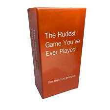 The Rudest Game You've Ever Played *Better Cards Against Humanity!*