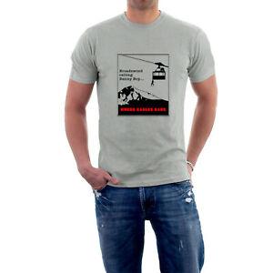 Where Eagles Dare T-shirt Broadsword calling Danny Boy War Movie Tee Sillytees
