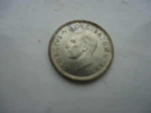 George VI Three Pence 1940