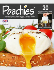 Robinson Young Poachies Egg Poaching Bags Pack 20