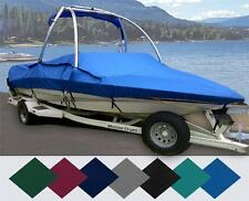 CUSTOM FIT BOAT COVER CORRECT CRAFT 216 AIR NAUTIQUE TOWER I/O 2002-2009