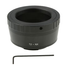 T2-NX Adapter Ring T Mount Telephoto Lens Telescope to Camera for Samsung NX