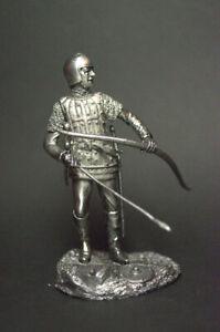 1/32 Tin soldier Archer figure metal soldiers 54mm