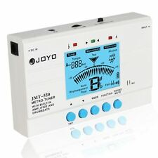JOYO JMT-550 Metronome & Tuner with Built in Amplifier and Drumbeats