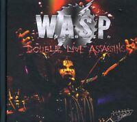 W.A.S.P. - Double Live Assassins [New CD] UK - Import