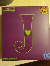 Mezco ONE 12 Joker MDX DC Comics Exclusive