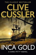 Inca Gold,Clive Cussler- 9780008216641