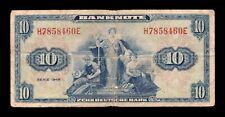 B-D-M Alemania Germany 10 Mark 1948 Pick 5 BC F