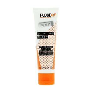Fudge Blow Dry Putty 75ml - Brand New - Free Postage