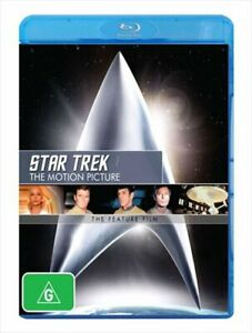 Star Trek 01 - The Motion Picture Blu-ray