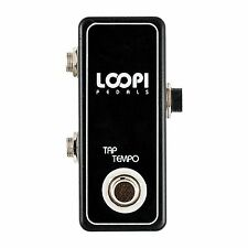 Triple Tap Tempo Pedal - Strymon Output - Delay Expression Pedal - Loopi Pedals