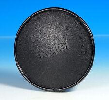 Rollei 65mm OBIETTIVO COPERCHIO FRONTALE FRONT LENS CAP BOUCHON FRONT Coperchio - (203055)