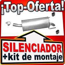 Silenciador Trasero OPEL ASTRA H 1.4 1.6 HATCHBACK GTC FAMILIAR desde 2004 EEK