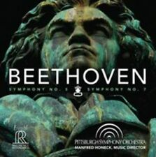 Beethoven: Symphony Nos. 5 & 7, New Music