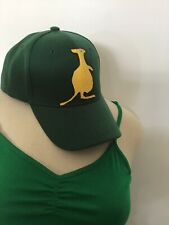 Brand New Jamaican  Baseball Cap, 6 Panel Kangaroo style, Diamond Jamaican Flag